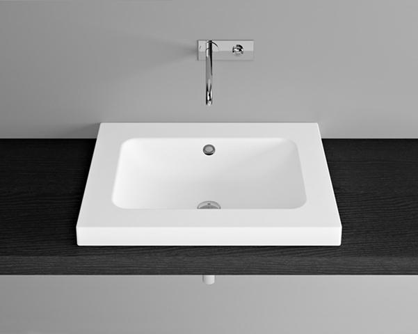 bette aufsatzwaschtisch one 70x53x6 cm ohne bohrung wei glasurplus a122 000pw. Black Bedroom Furniture Sets. Home Design Ideas