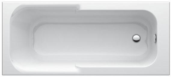 Körperform-Badewanne Playa T962701