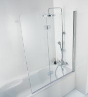 HSK Premium Softcube Badewannenaufsatz 2-teilig