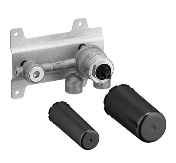 Dornbracht Brause-Unterputz-Einhandbatterie Mischer rechts, Bausatz Vormontage