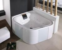 Hoesch Badewanne Ergo+ Eck 1640 freistehend,