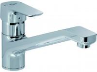 Ideal Standard Küchenarmatur Ceraplan III, Niederdruck, Ausld.235mm, Chrom B0723AA