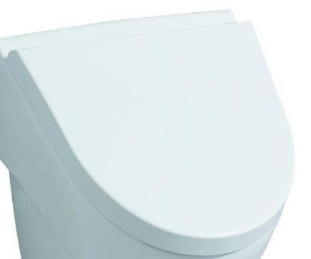 Urinal-Deckel Flow 575905, mit Absenkautomatik, 575905000, weiss 575905000