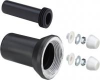 Viega Montagesatz 8010.27, in DN90 Kunststoff schwarz