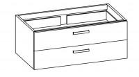 "Artiqua COLLECTION 411 Waschtischunterschrank zu ""Vero 125"" 032912 B:1200mm"