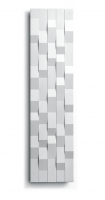 Caleido stone zweilagig Badheizkörper B: 703 mm x H: 2015 mm