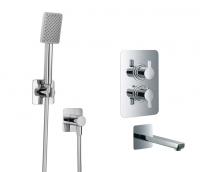 HSK Shower Set 2.11 Softcube chrom