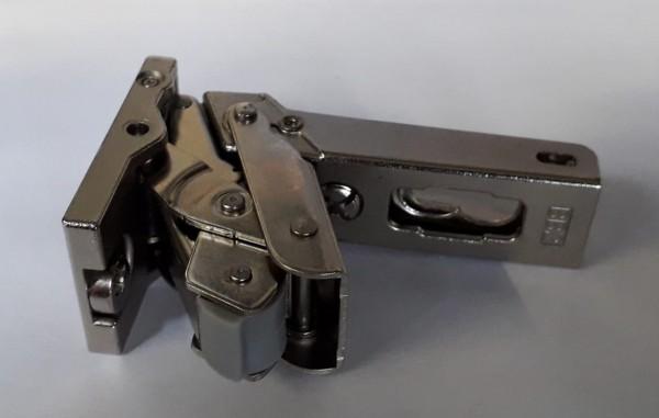 Keuco Ersatz-Scharnier für Spiegelschränke, 110 Grad Öffnungswinkel, 90108000012 (vorher 309547)