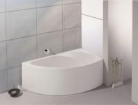 Hoesch Badewanne Spectra Eck 1700x1000 rechts mit