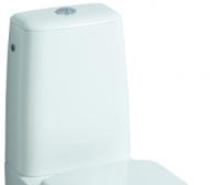 Keramag Keramik-Spülkasten 4U, 229450000, weiss, für Kombination mit WC 4U