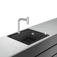 Hansgrohe Select 200 Spülencombi 450 chrom C51-F450-06, 43217000