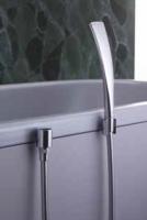 Kaldewei Badewanne Comfort Select Brauseschl. Md.4510, aussenliegend, chrom