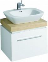 Keramag Waschtischunterschrank Silk 816062, 600x400x470mm Weiß Hochglanz, Y816062000