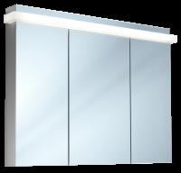 Schneider Spiegelschrank Taikaline/100/3/LED, 1x35W 1000x785x120 alueloxiert, 158.101.02.50