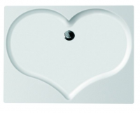 Bette Duschwanne Emotion 1695, 120x90x6,5 cm