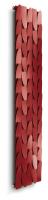 Caleido skin einlagig Badheizkörper B: 503 mm x H: 2040 mm