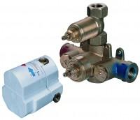 KAJA Aquadrat Thermostat Unterputz-Einbaukörper mit Absperrung