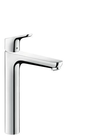 Hansgrohe waschtischmischer 230 focus chrom 31531000 - Hansgrohe axor pharo shower ...