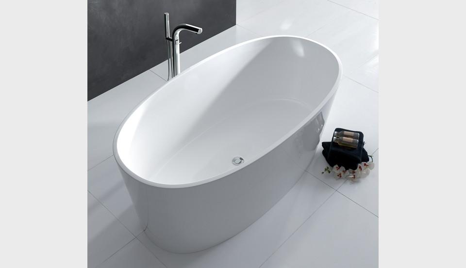 freistehende badewanne preisvergleich die besten angebote online kaufen. Black Bedroom Furniture Sets. Home Design Ideas