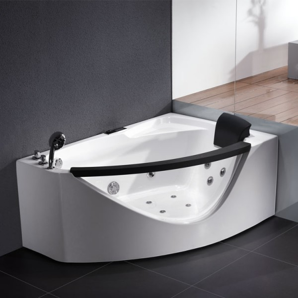 Neuesbad Whirlpool S 150 x 100 cm, Version links