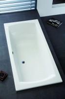Hoesch Badewanne Largo 1900x800, weiß