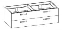 """Artiqua COLLECTION 415 Waschtischunterschrank zu """"Talux"""" 814678 B:1460mm"""