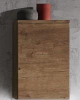Sanipa Hängeschrank (2morrowLight) LF10452L, Anthrazit-Hochglanz 680,0x350,0x170,0