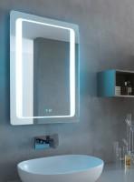 Vanita & Casa Aquila LED-Spiegel, B: 600, H: 800 mm, mit Bluetooth und Heizung