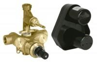 Grohe Thermostat-Wannenbatterie Grohtherm, 34211 Unterputz-Körper, ohne Fertigset