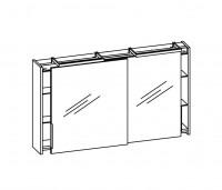 Artiqua DIMENSION 112 Schiebetürenspiegelschrank B:1250mm