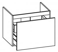 Artiqua SELECTION 311 Waschtischunterschrank mit Innenschubkasten B:650mm