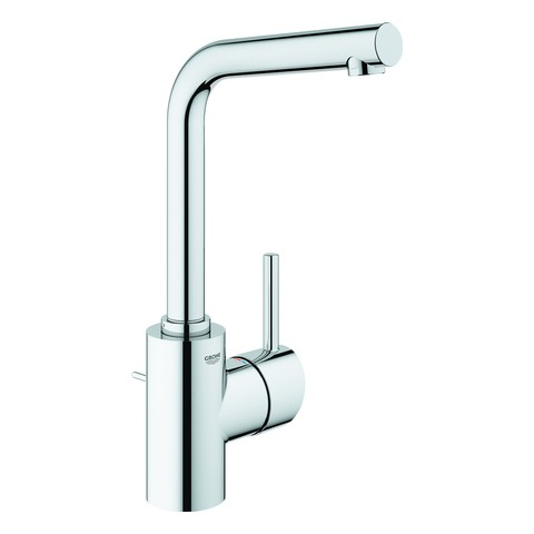 GROHE EH-Waschtischbatterie Concetto 23739 L-Size L-Auslauf chrom, 23739002