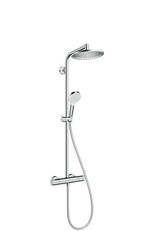 Hansgrohe Showerpipe Crometta S 240 chrom , 27267000