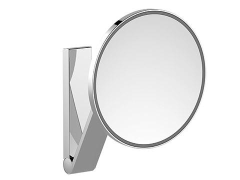 Kosmetikspiegel iLook_move 17612, beleuchtet, Unterputz, Raumlichtschalter 17612019003