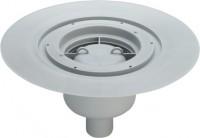 Viega Bodenablauf Advantix 4951.15 in 70mm Kunststoff grau