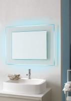 Vanita & Casa Boreale RGB LED-Spiegel, B: 950, H: 700 mm, mit Fernbedienung