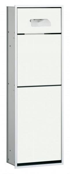 Emco asis Kosmetik-Modul (300), Unterputz, 964mm, alu/optiwhite, 977027462