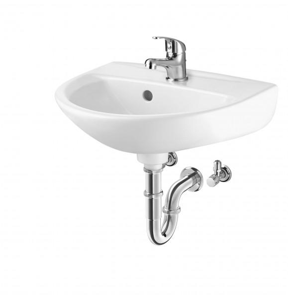 Neuesbad Basic plus Waschtisch Set 45 cm