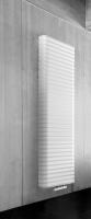 Caleido ripple Badheizkörper B: 476 mm, H: 1980 mm, weiss RAL 9010