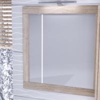 Neuesbad Premium Serie 5 Spiegel ohne Beleuchtung 700 mm