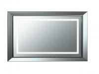 Laufen Spiegel m.Rahmen m.Beleuchtung LB3
