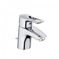 Kludi Waschtisch-Einhebelmischer DN 10 Mx Ablaufgarnitur chrom für Handwaschb.