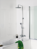 HSK Shower Set RS 200 Thermostat für Badewanne