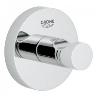 Grohe Bademantelhaken Essentials 40364 Metall chrom, 40364001