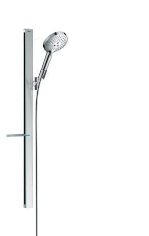 Hansgrohe Brausenset Raindance Select S 120 EcoSmart Unica'E 900mm chrom, 27649000