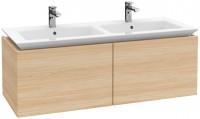 Villeroy & Boch Waschtischunterschrank Legato B242L0 1300x425x500mm Glossy White, B242L0DH