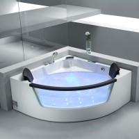 Neuesbad Whirlpool S 150 x 150 cm