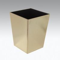 Koh-I-Noor ECOPELLE Abfallbehälter 23x30x23, gold, 2203BG