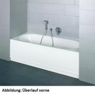 Bette Rechteck-Badewanne Starlet Comfort 1630, 180x80x42 cm