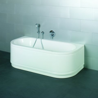 Bette Oval-Badewanne Starlet I Comfort 8300, 160x70x42 cm